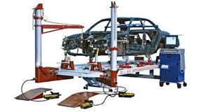 Оборудование для кузовных работ