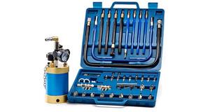 Оборудование для промывки инжектора и топливной системы